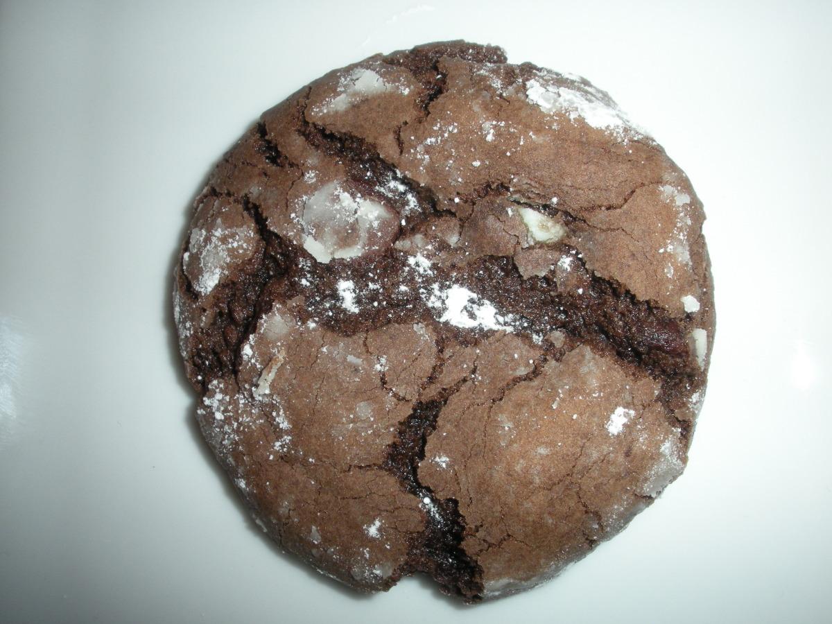 Chocolate Mint Snowcaps image
