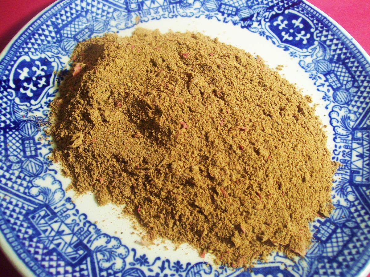 North African Ras El Hanout Spice Mix image