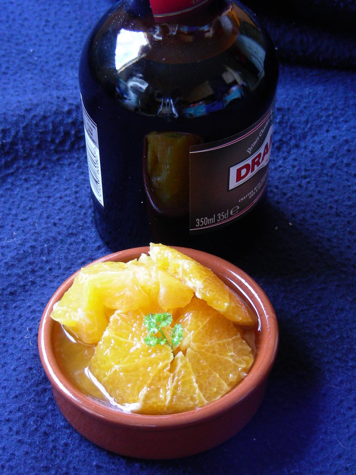 Drambuie Oranges image