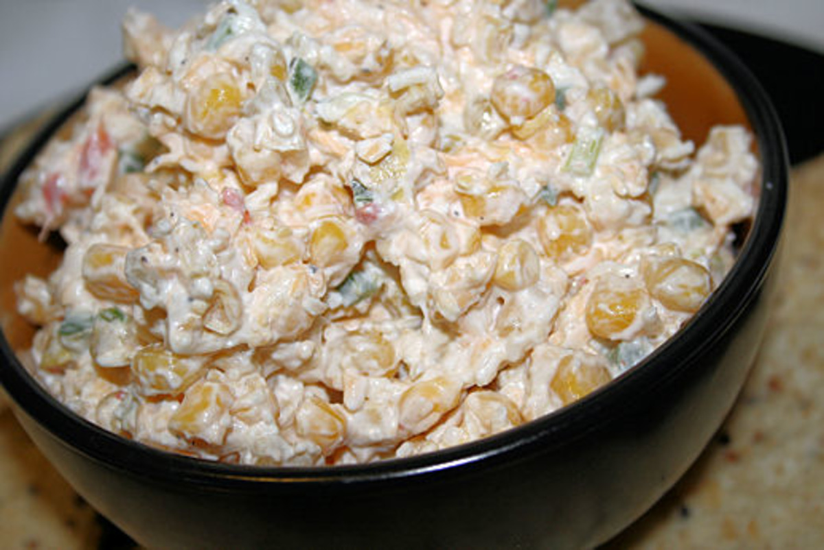 Mexican Corn Dip image