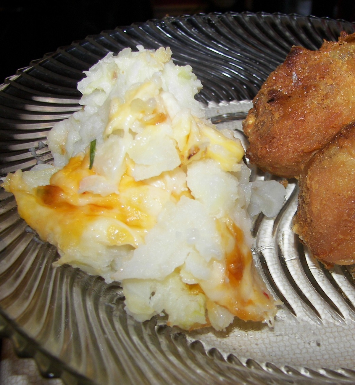 Rumbledethumps - Celtic Potato, Cabbage & Cheese Gratin image