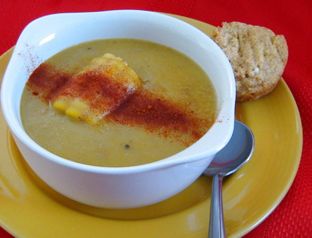 Trinidad Corn Soup image