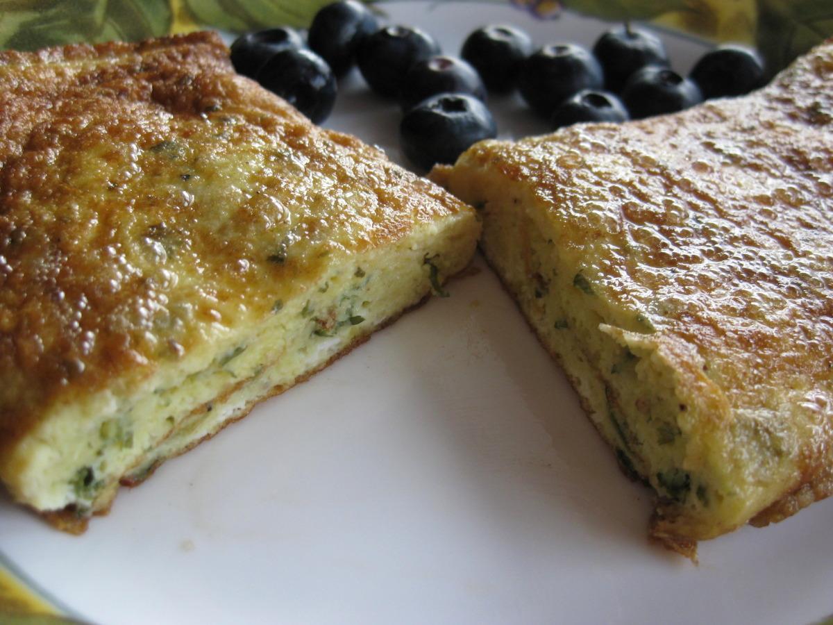 Fluffy Italian Omelet image