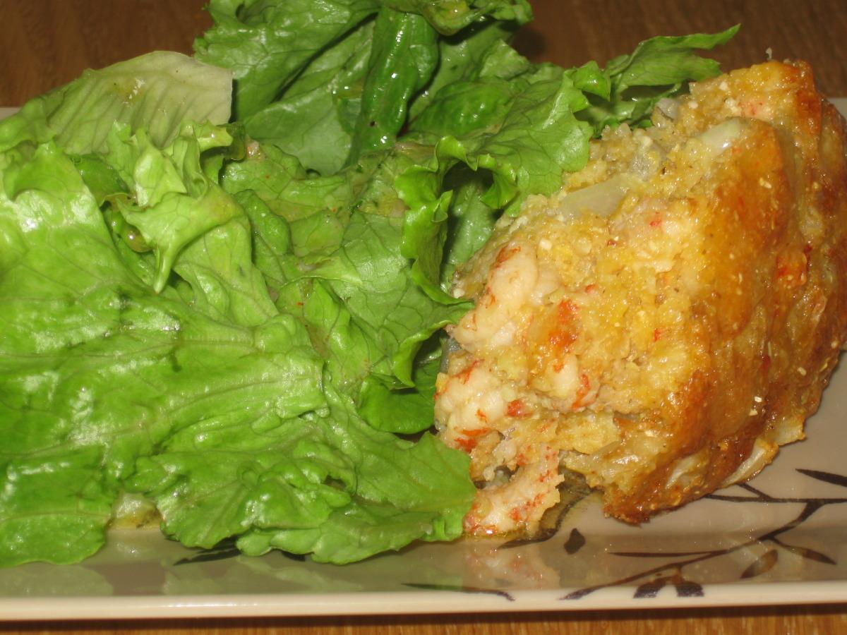 Cajun Crawfish Cornbread Recipe ...