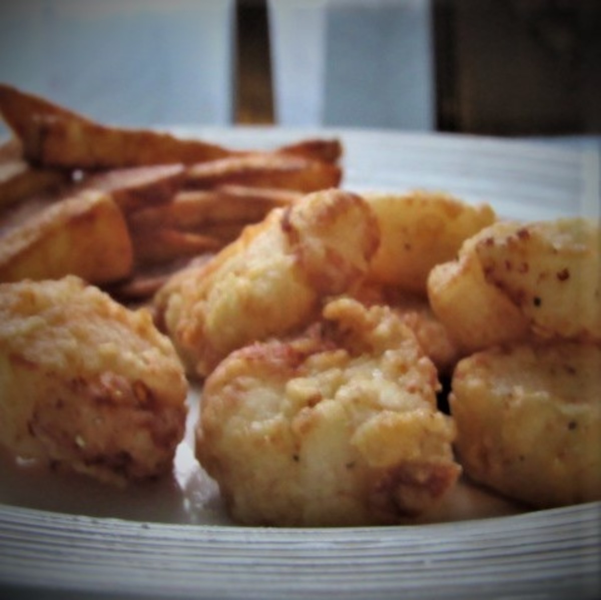 Shirley's Fried Scallops Recipe - Food.com