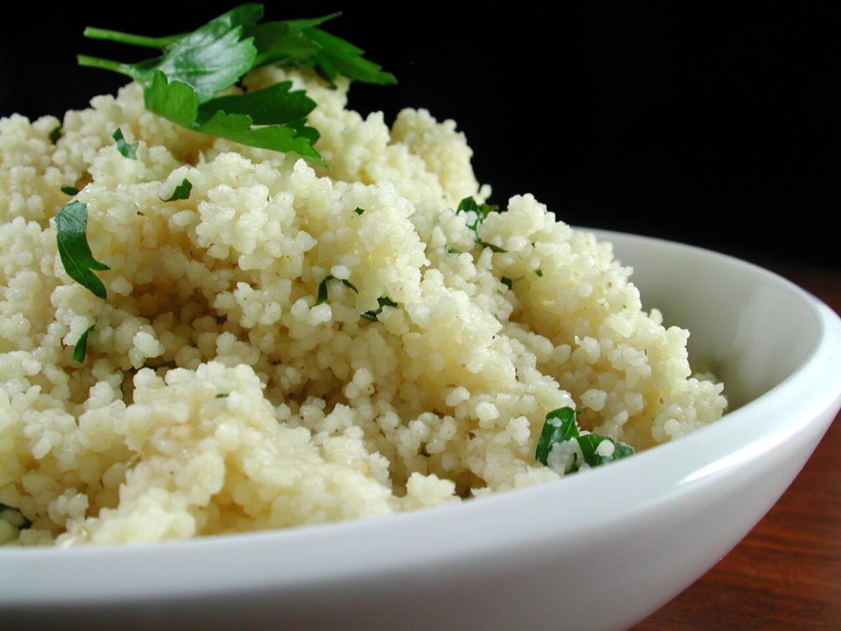 Savoury Couscous image