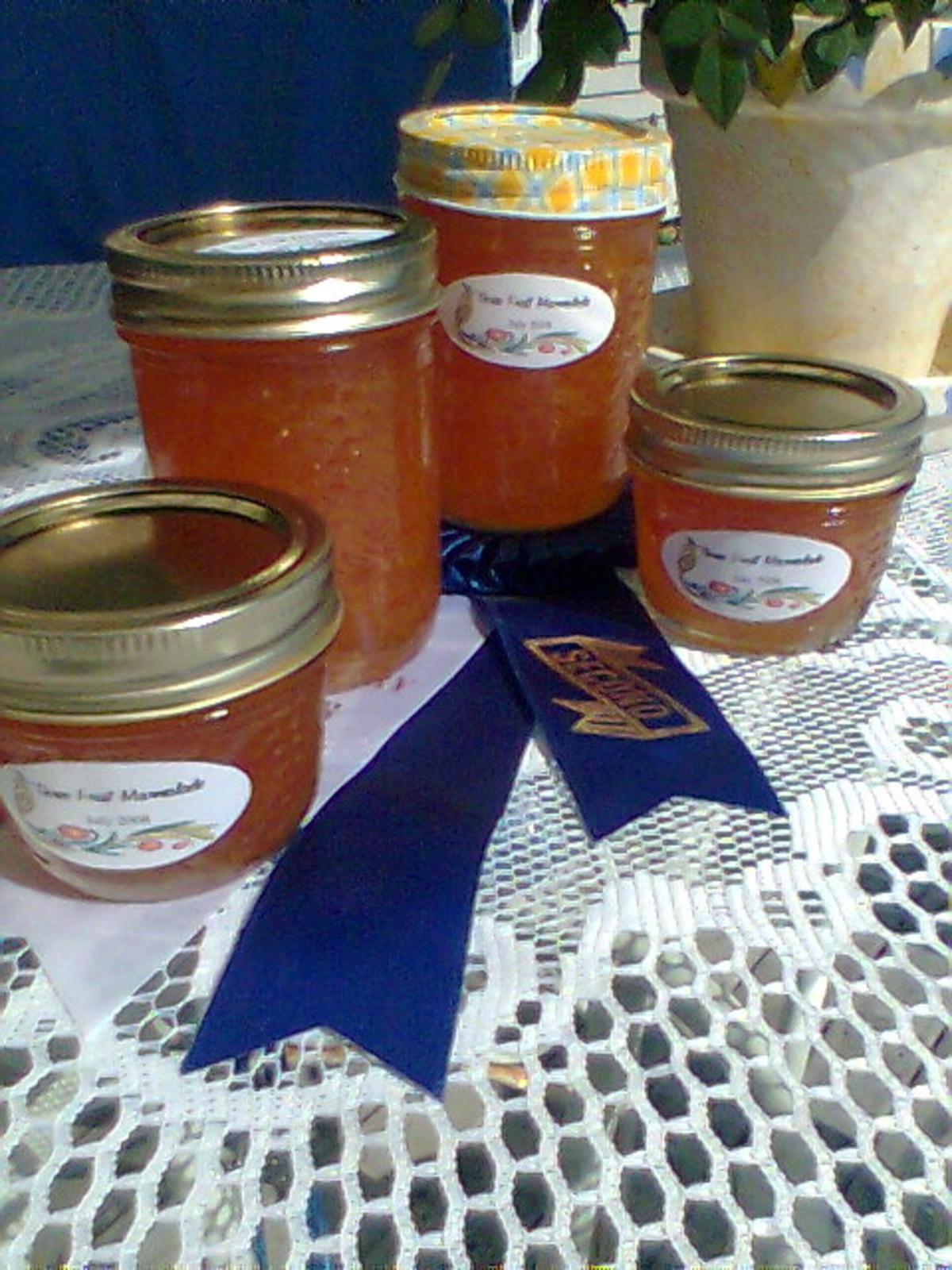 Norman's Golden Three-Fruit Marmalade image