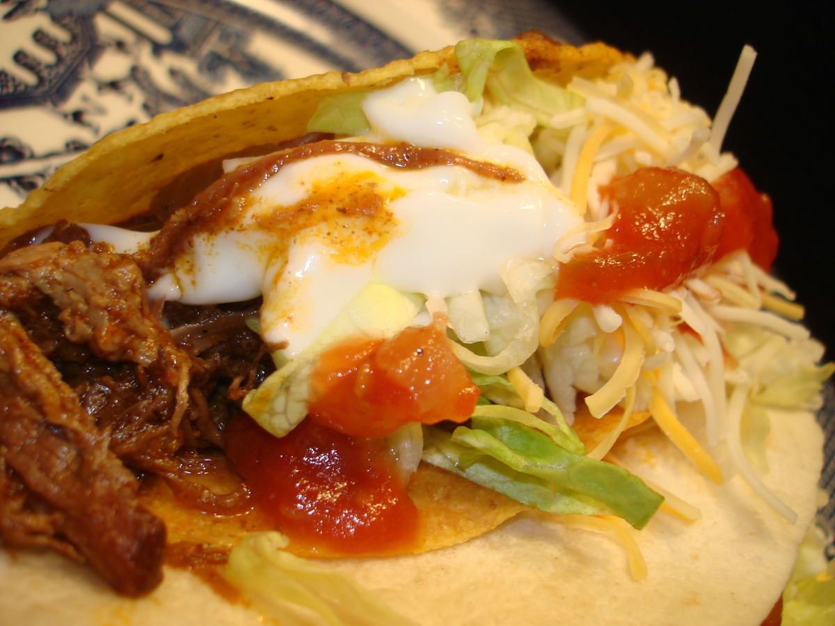 Easy Burritos image