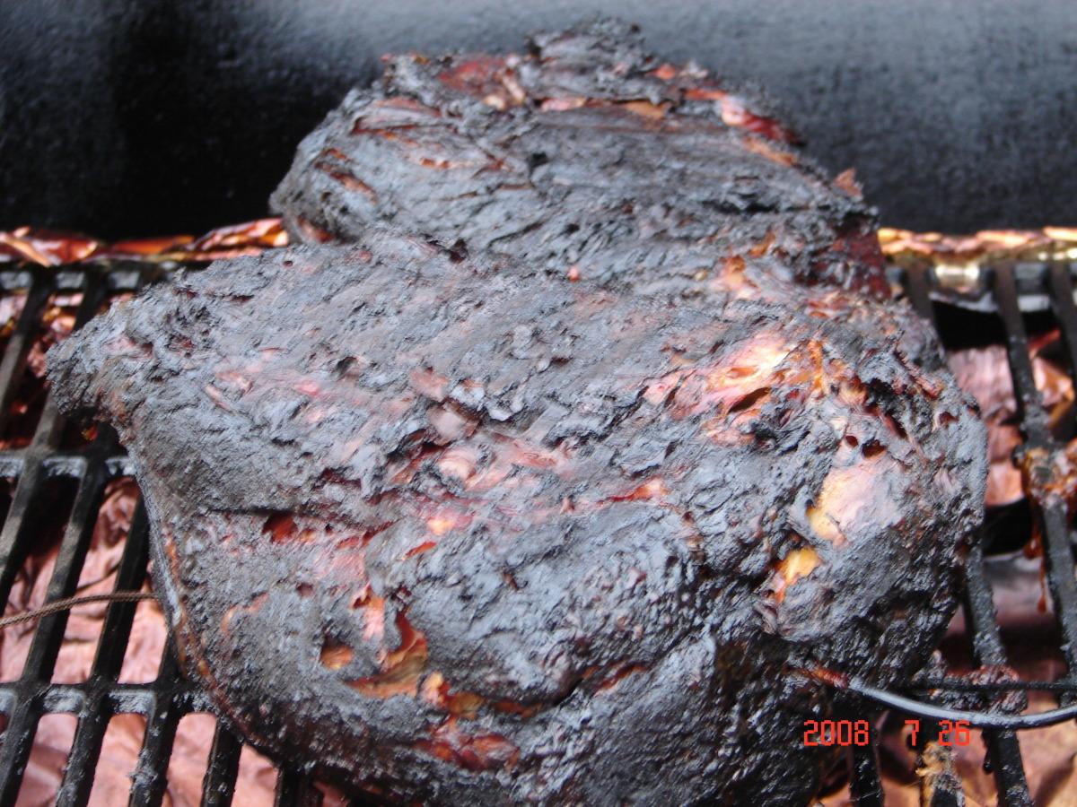 Scott's Dry Pork and Rib Rub image