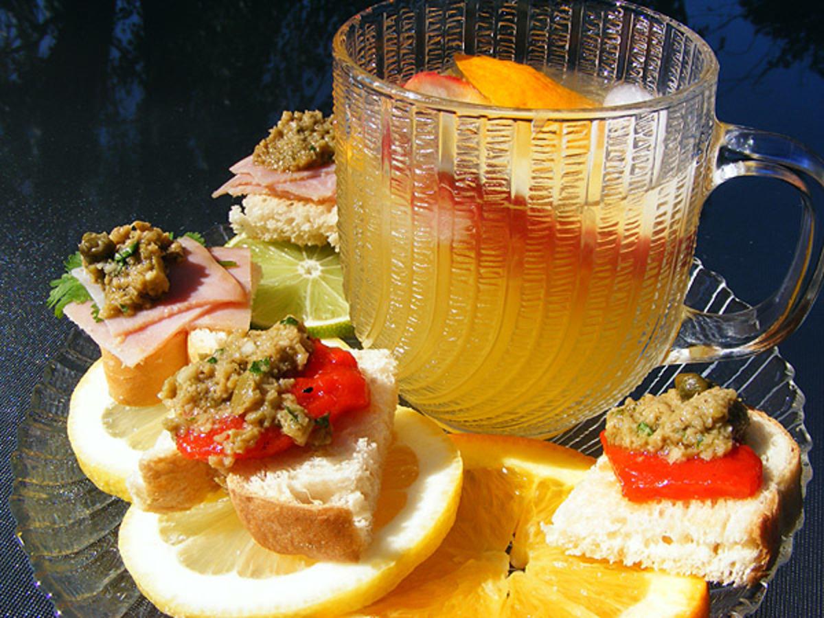 Citrus Sangria (Non Alcoholic) image