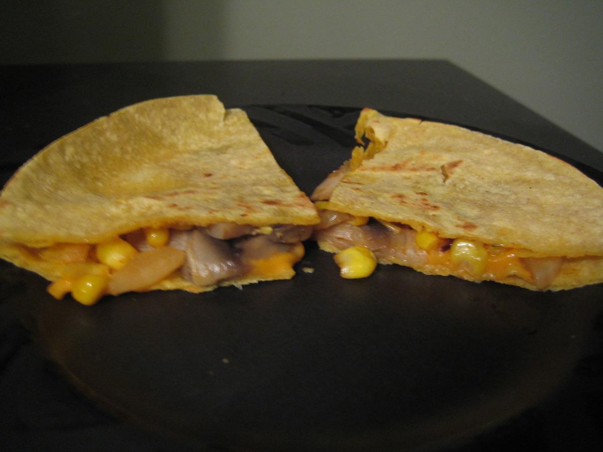 Corn Quesadillas image