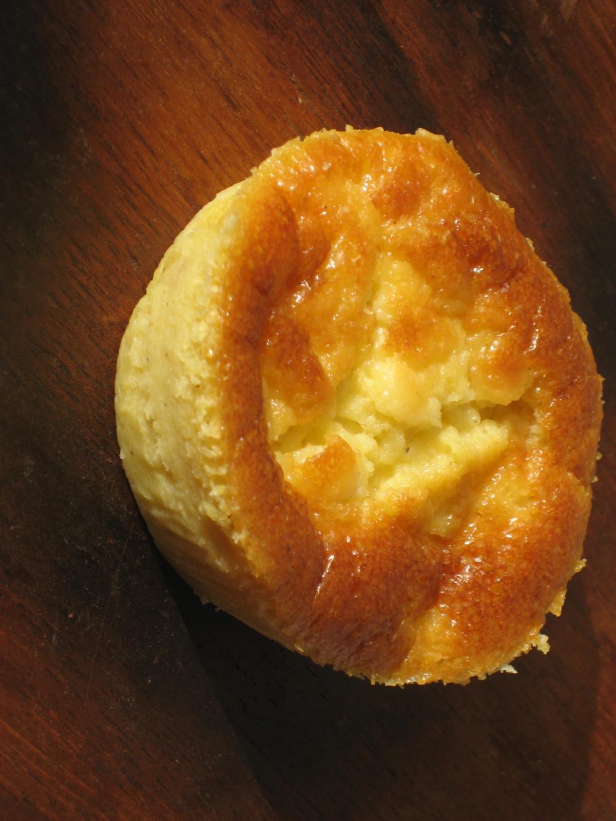 Små Flødekager -Small Cream Cakes - (Danish) image