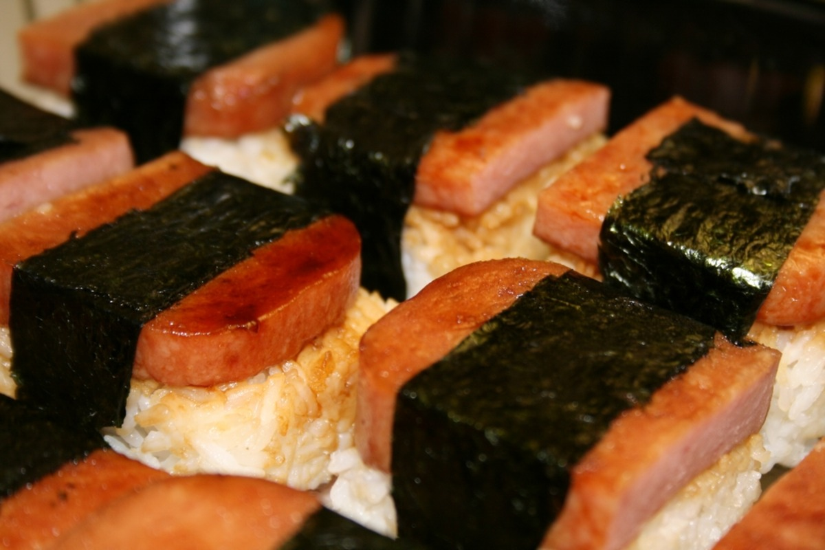 Spam Musubi Recipe Food Com
