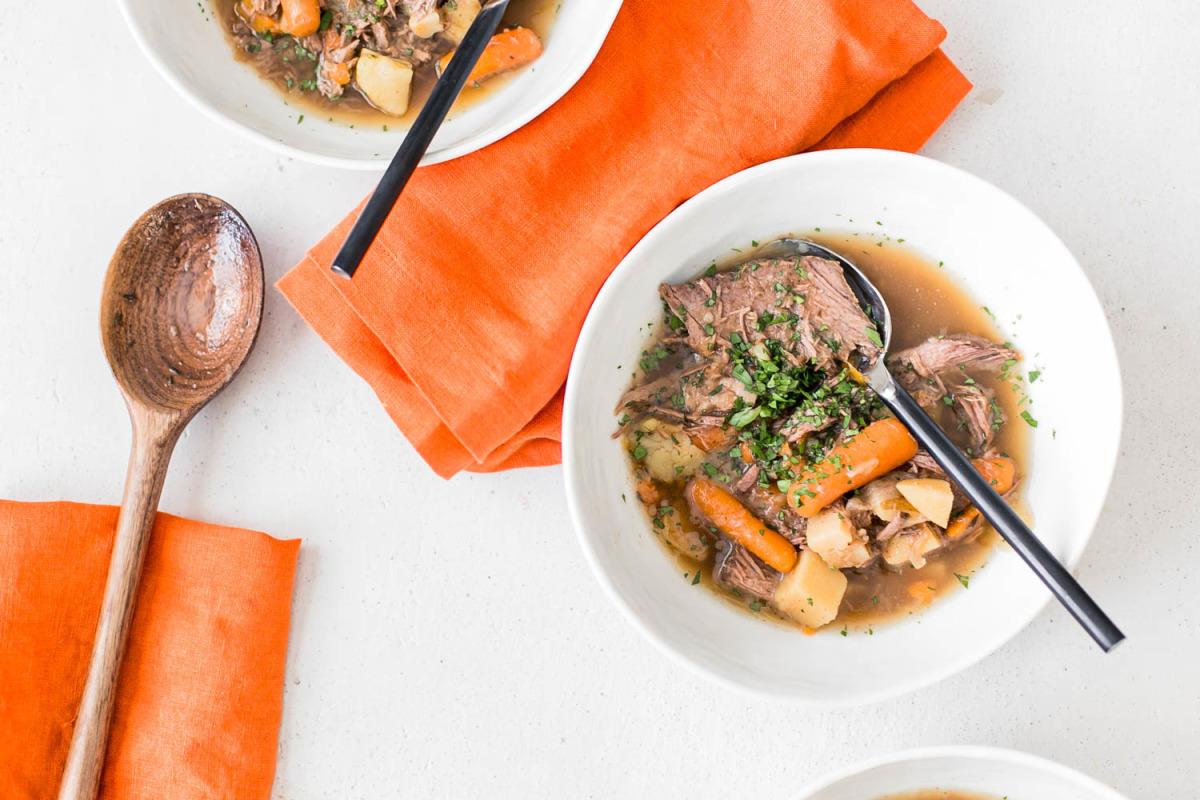 Perfect Pot Roast (Slow-Cooker) image