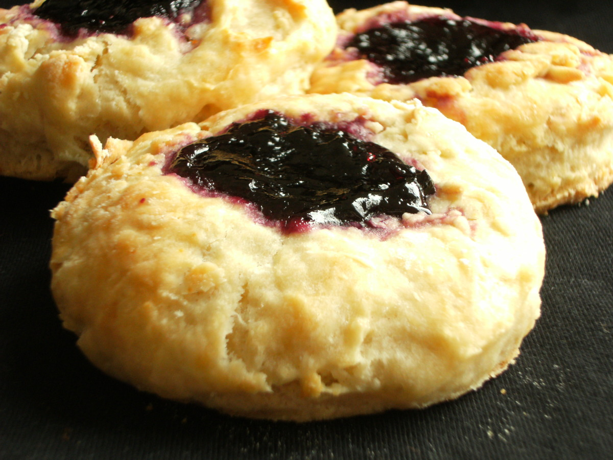 Cream Cheese Biscuits image