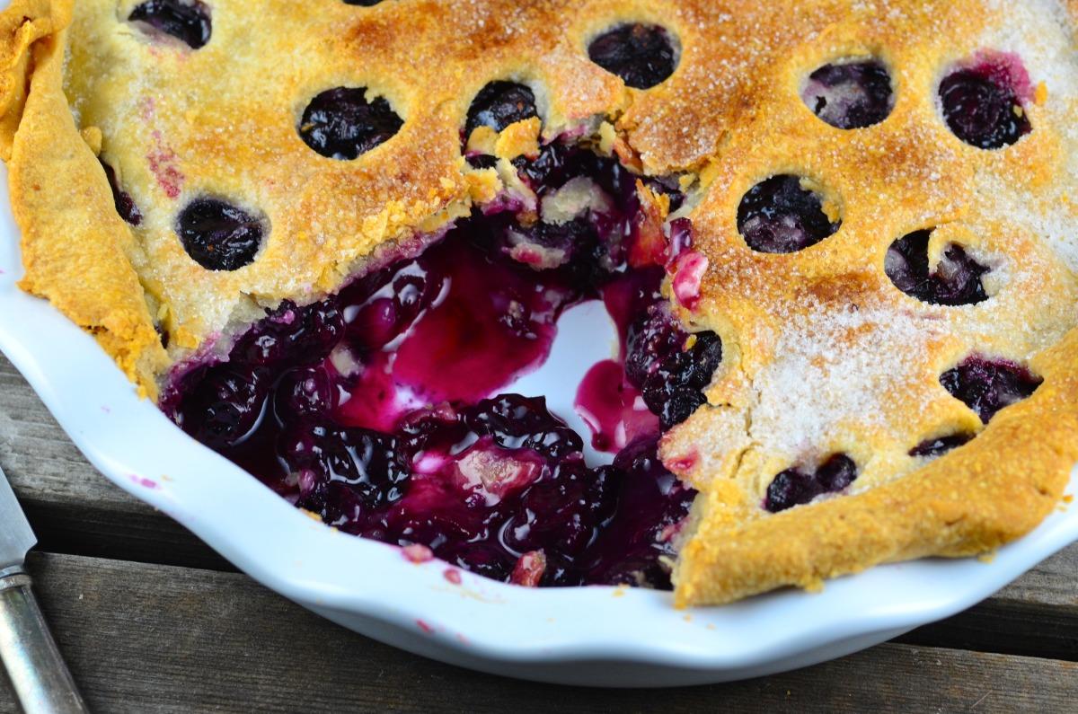 Blueberry Pie Recipe Food Com