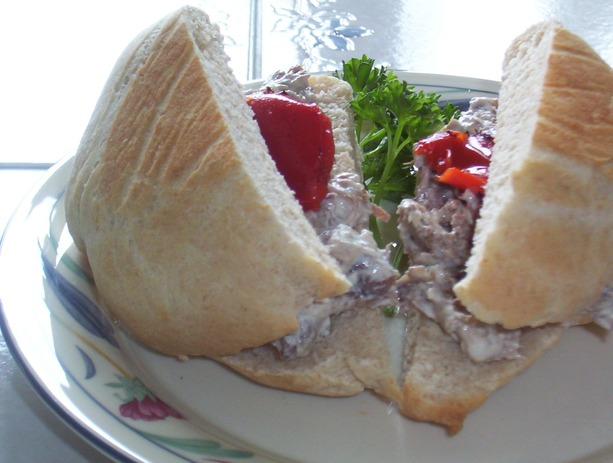 Creamy Roast Beef Salad image