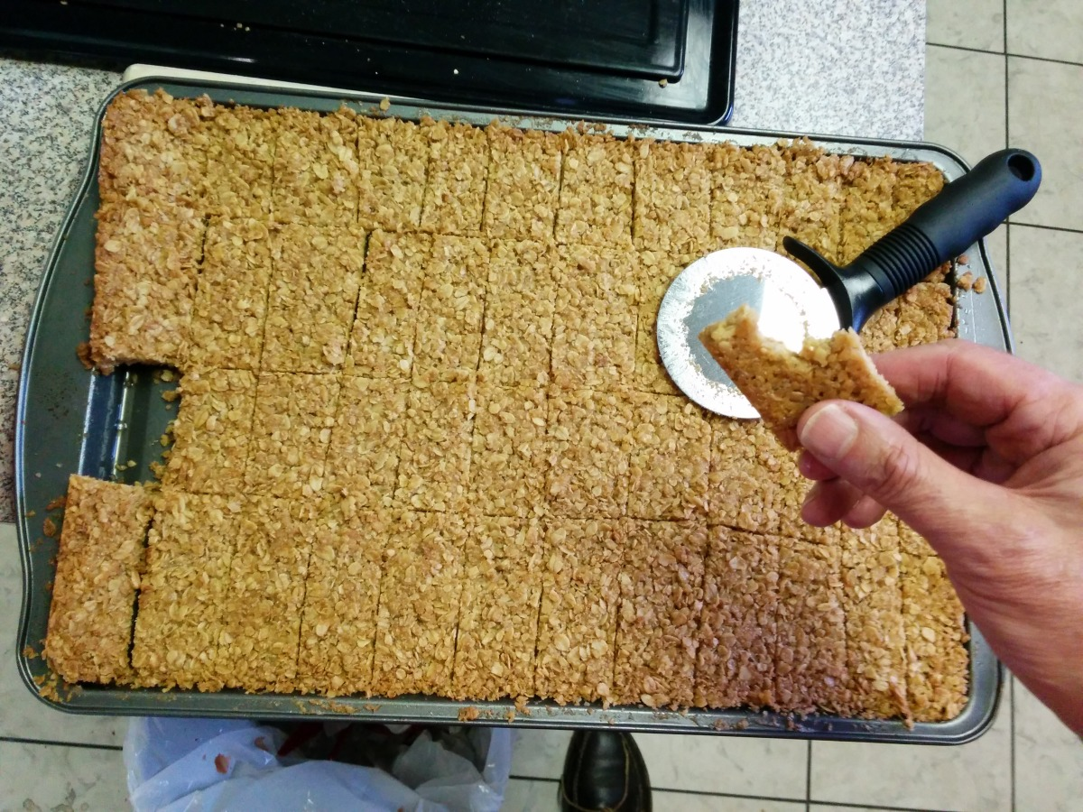 Oatmeal Squares image