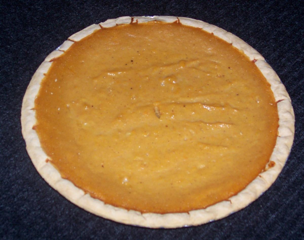 Diabetic Sweet Potato Pie Recipe Food Com