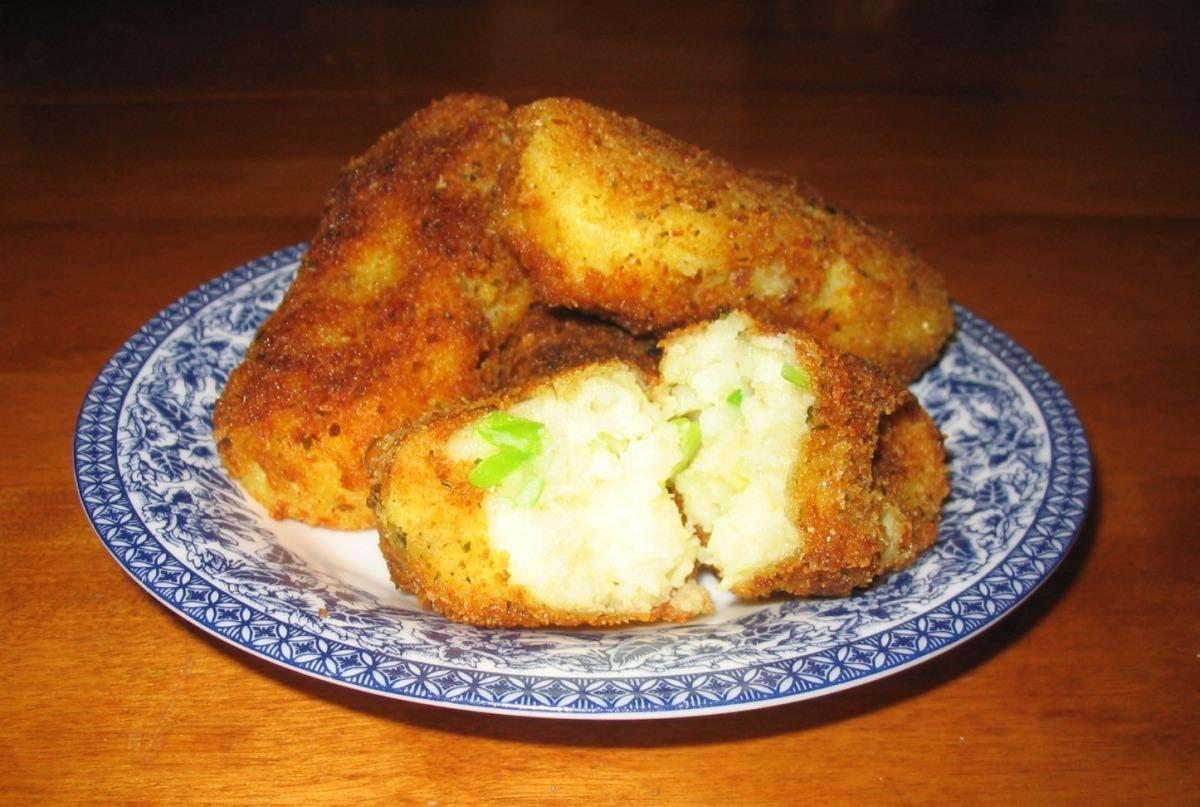 Potato Croquettes image