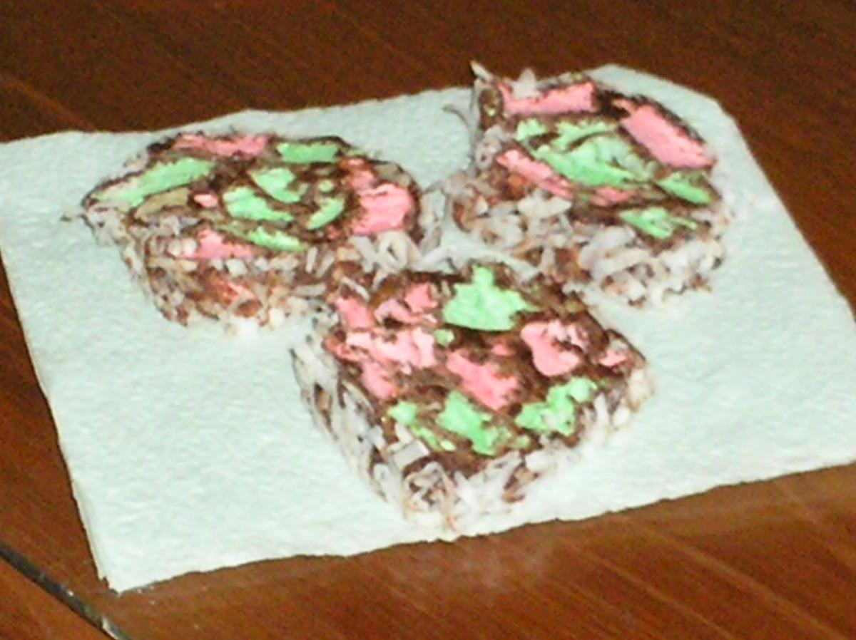 Church Window Cookies image