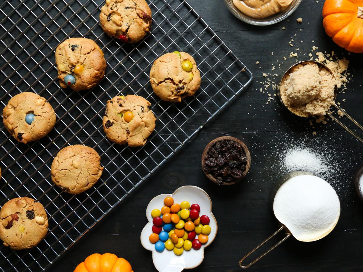 Paula Deen's Monster Cookies Recipe