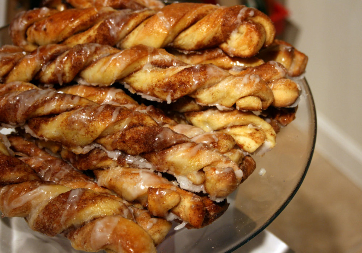 Cinnamon Twists image