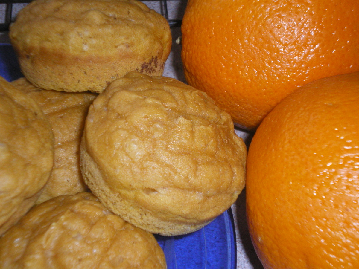 Citrus Muffins image