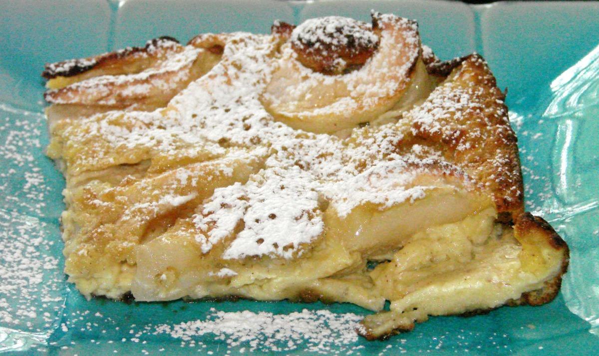 Puffed Apple Pancake image