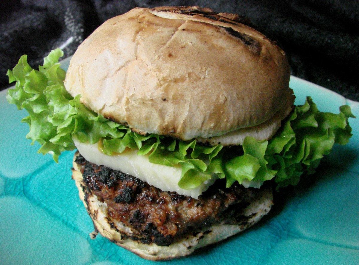 Deviled Burgers image