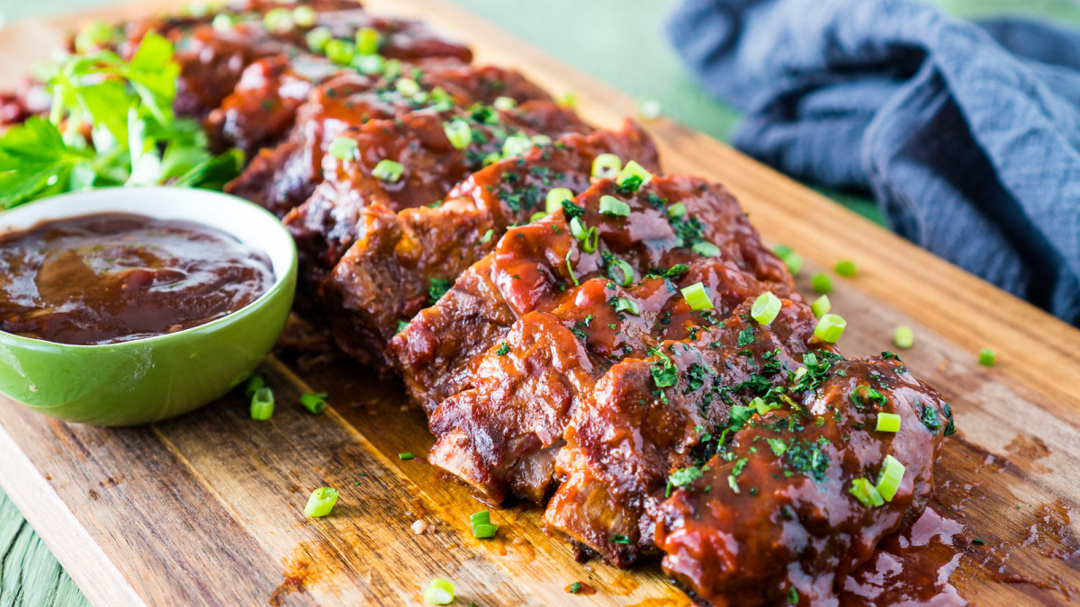 Low & Slow Oven Baked Ribs - Super Simple! image