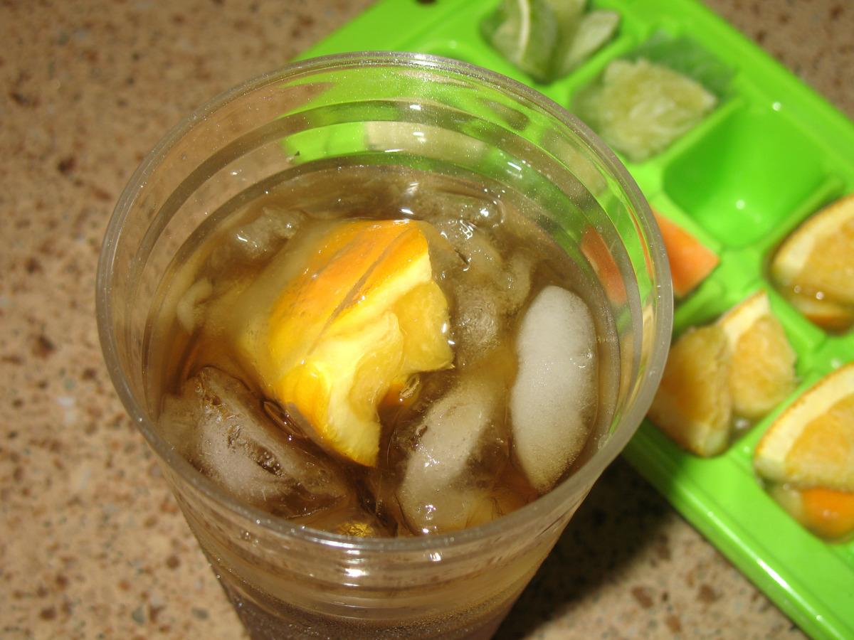 Citrus Ice Cubes image