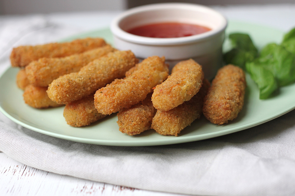 Mozzarella Sticks Recipe Food Com
