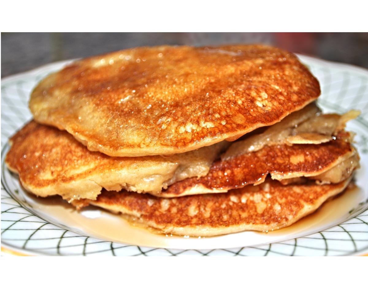Coffee Pancakes image