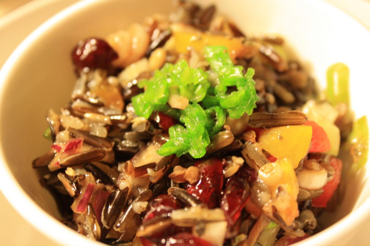 Wild Rice Salad image