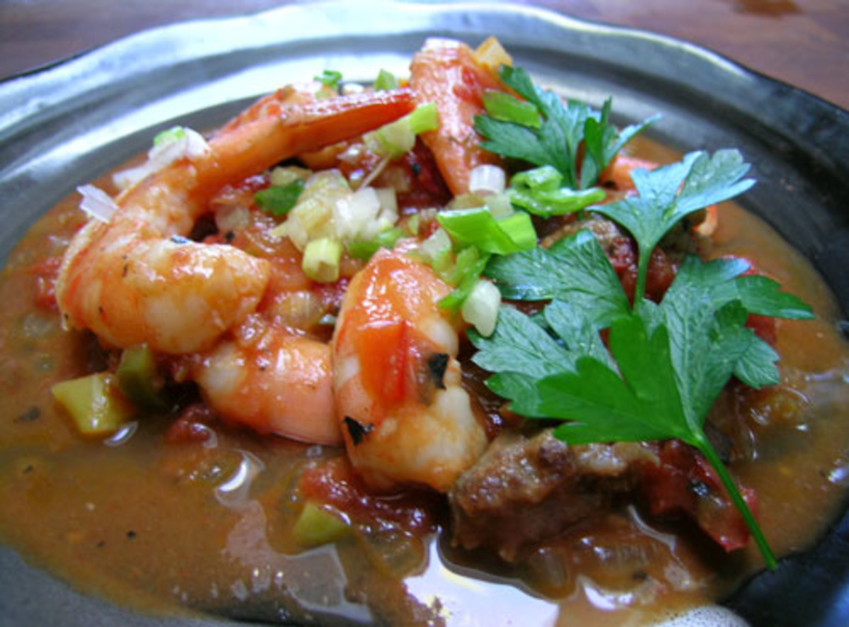 Bayou Shrimp Creole image