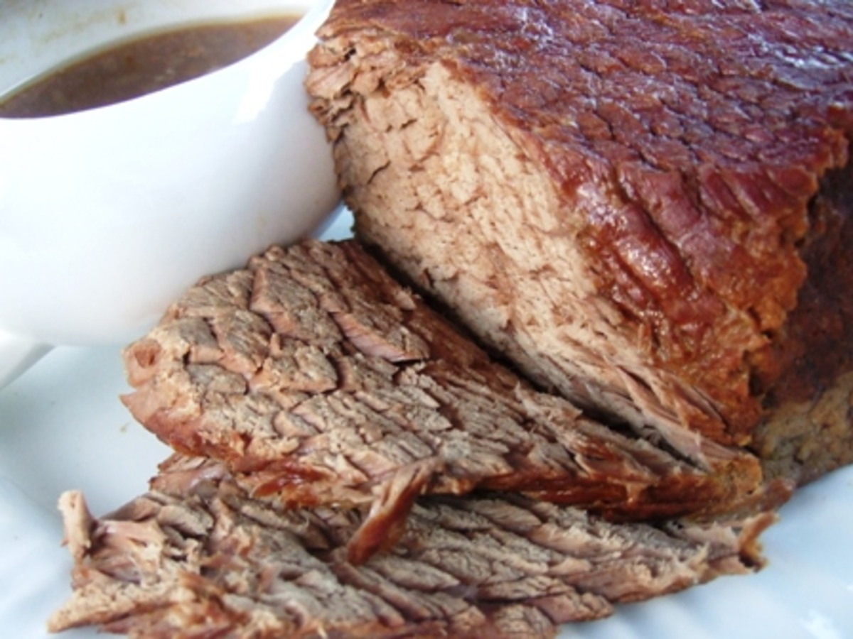 Momma Neely's Pot Roast Recipe   The Neelys   Food Network