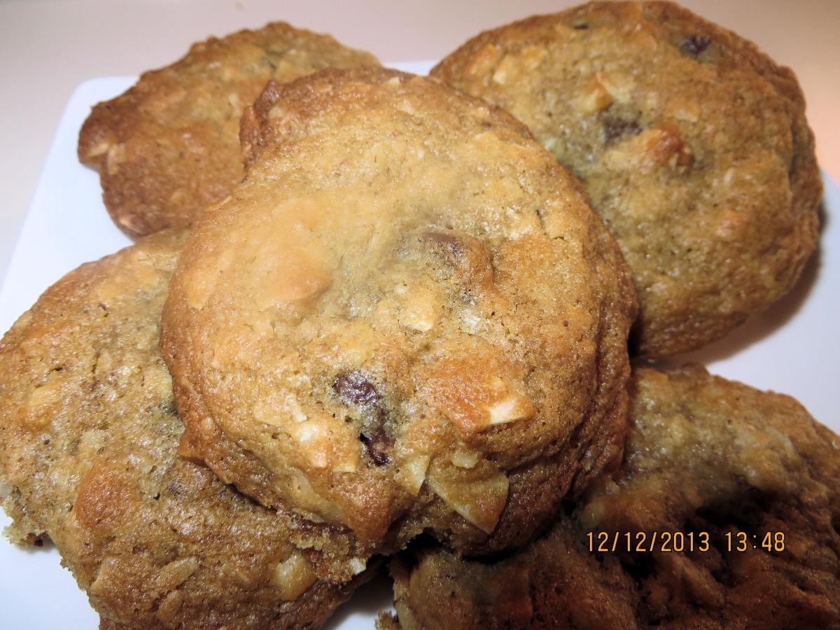 Coconut Crunch Cookies image