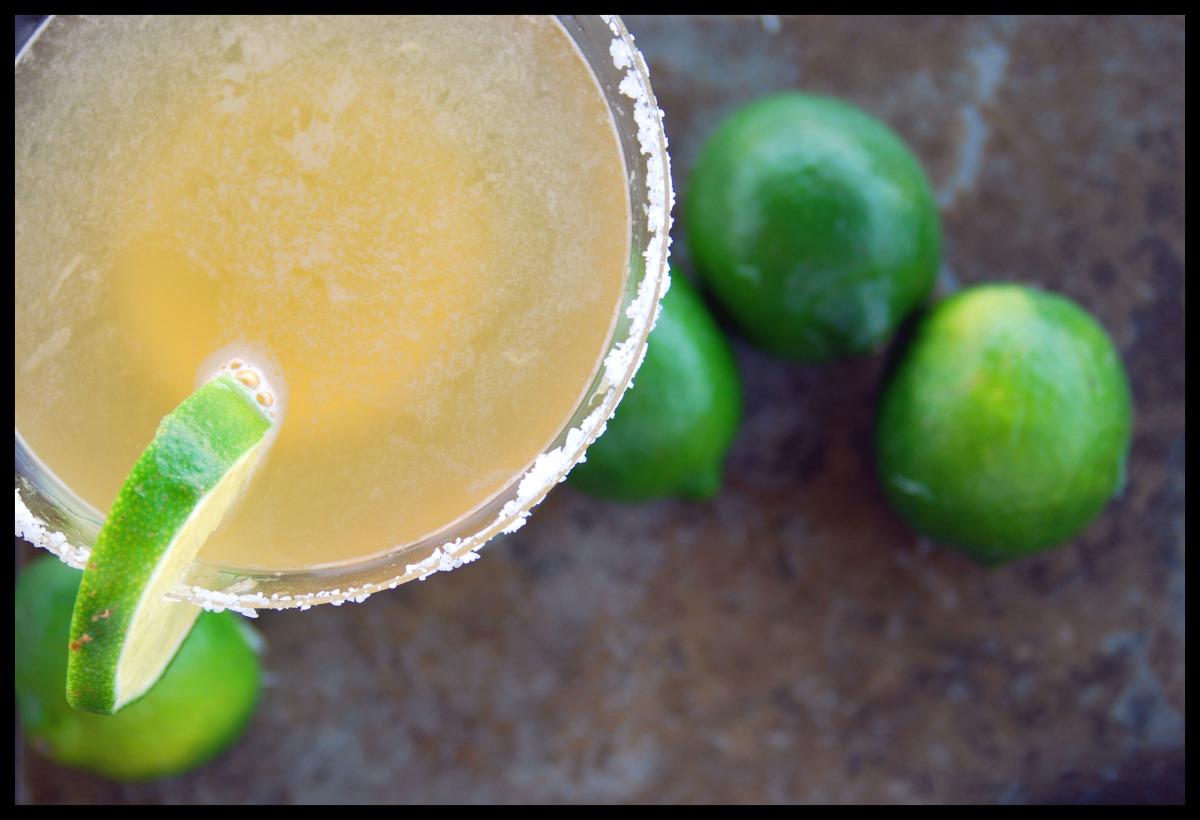 Top Shelf Margarita