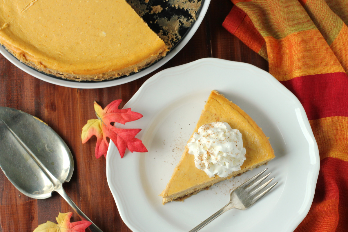Pumpkin Cheesecake A Cheesecake Factory Copycat Recipe Food Com