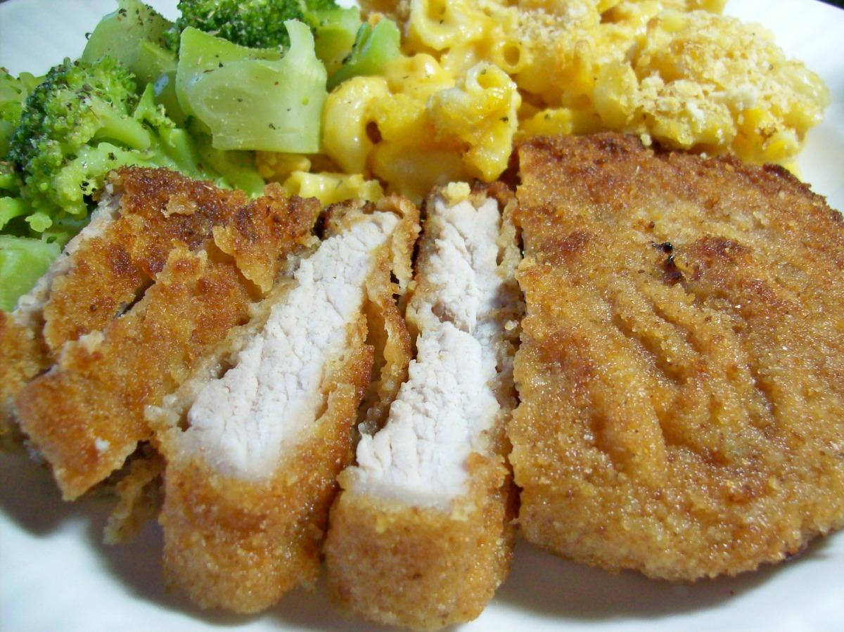 Breaded Pork Chops Recipe Food Com
