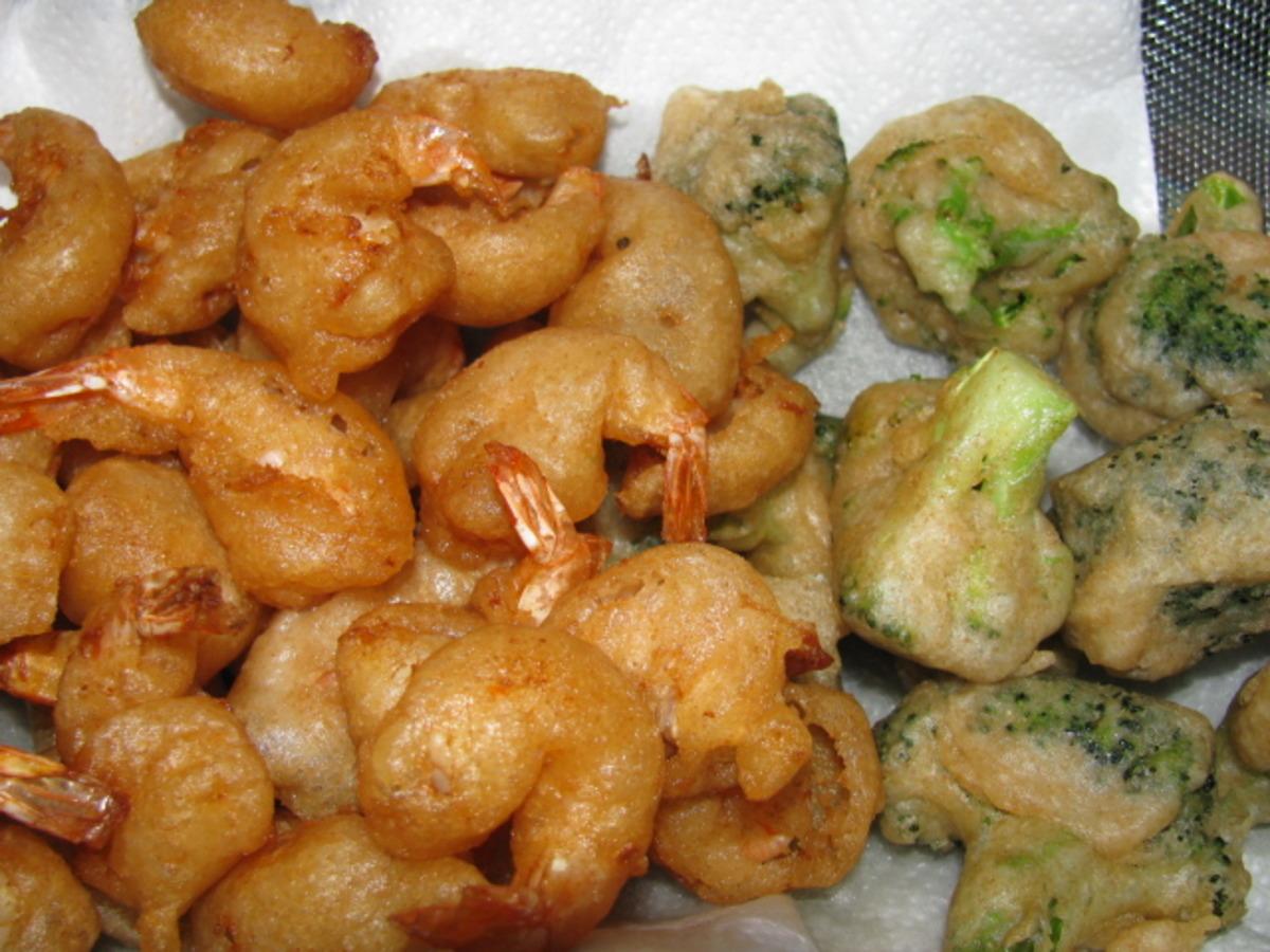 Paula Deen's Beer Battered Shrimp_image