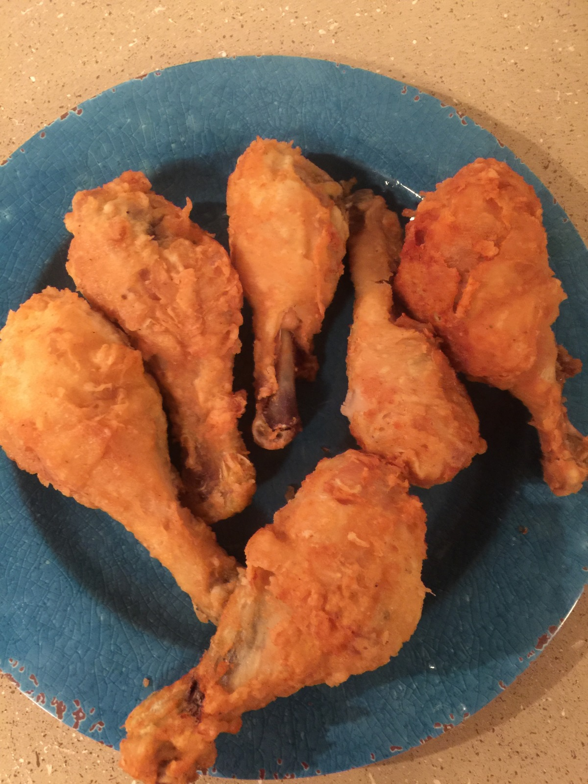 Fried Chicken Drumsticks Southern Style Recipe Food Com