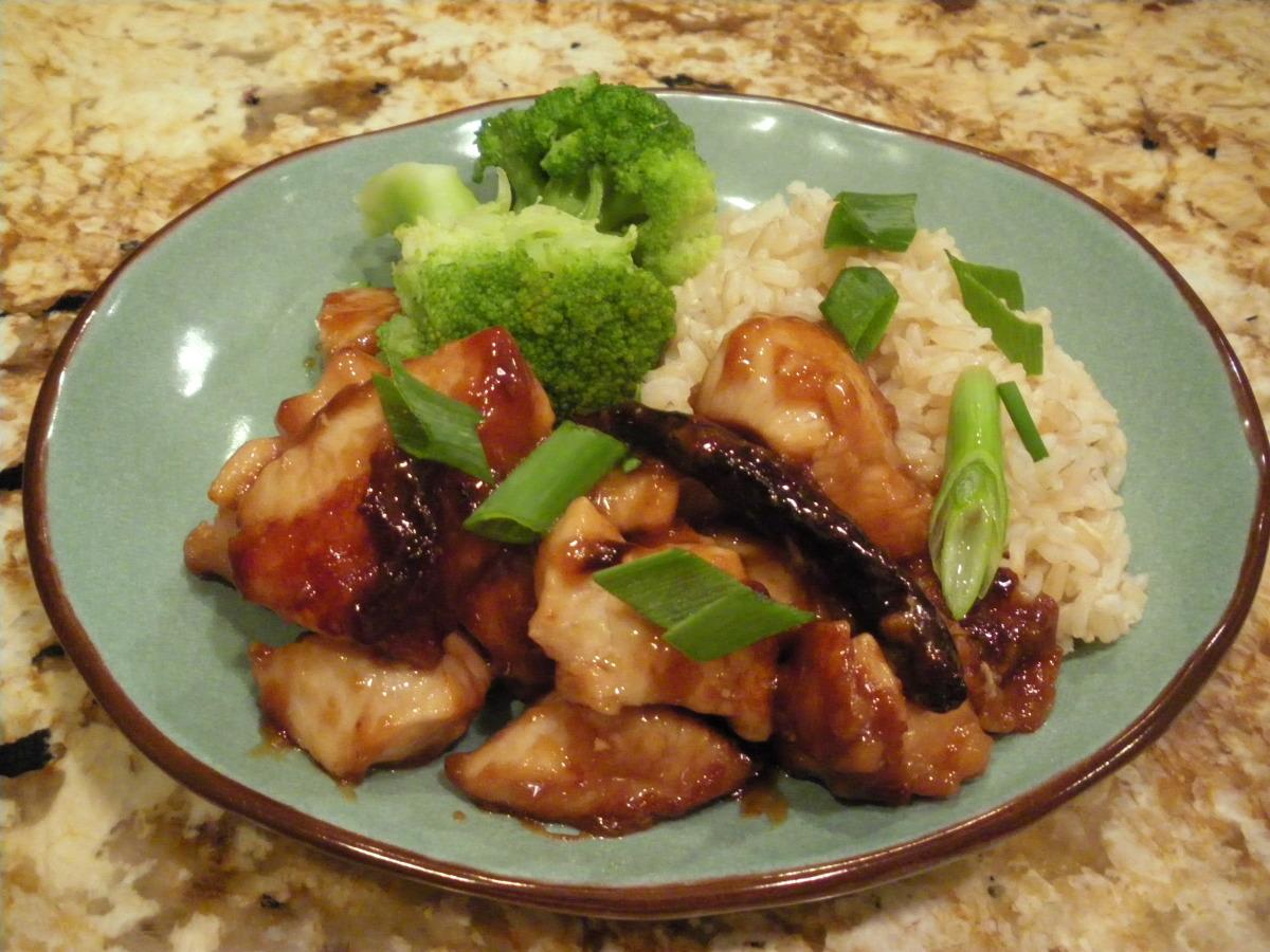 Hot Szechwan Chicken image