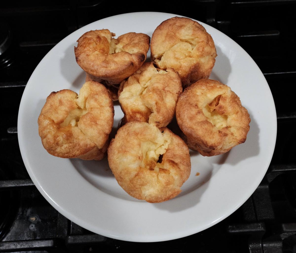 Popover Pan Popover Recipe Recipe Food Com
