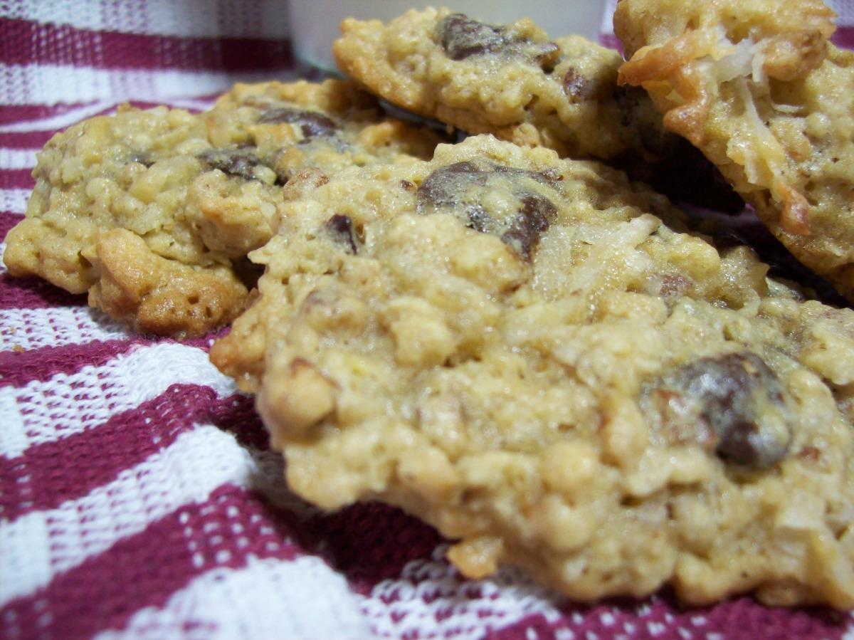 Cracker Jack Cookies image