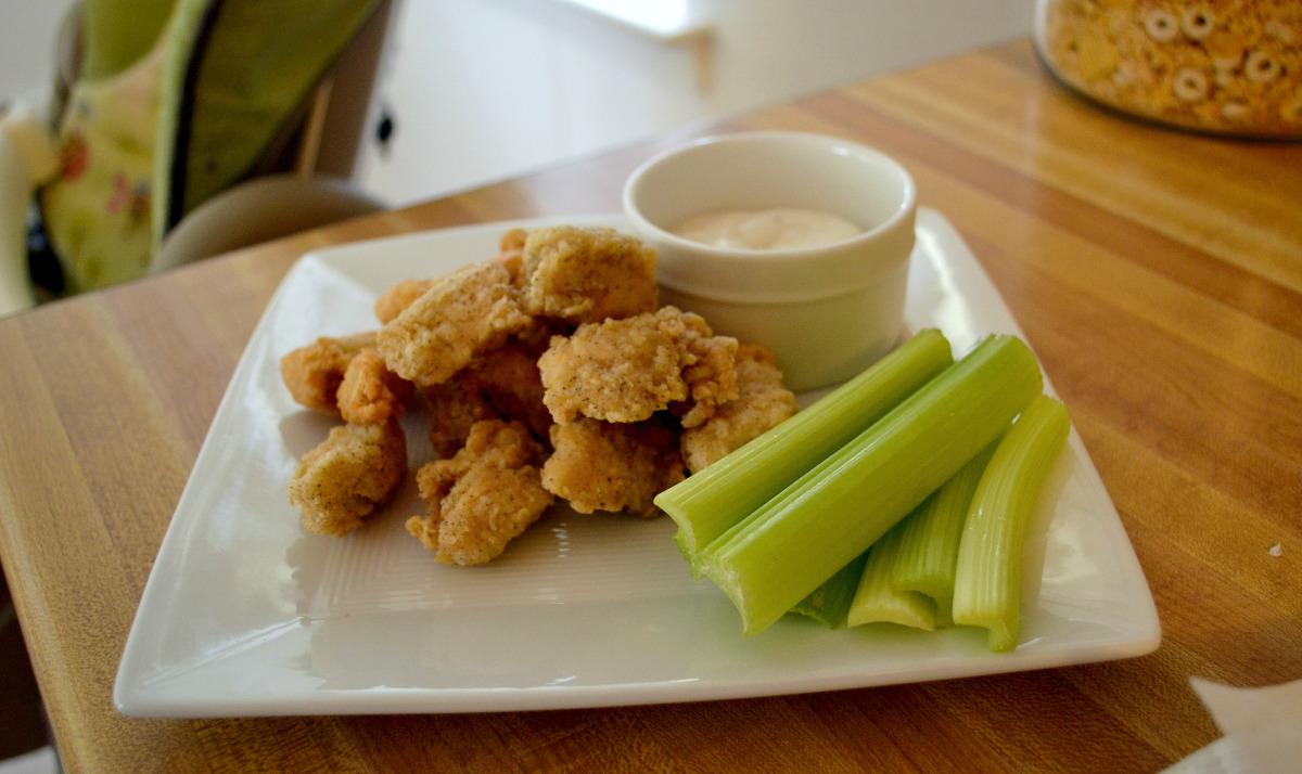 Golden Chicken Nuggets image