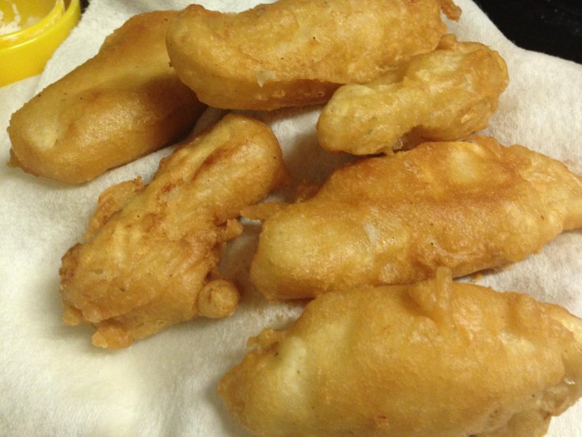 Crunchy Batter Fried Fish (No Beer)_image