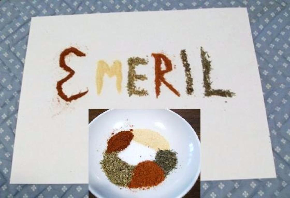 Emeril's Spice Blend Recipes image