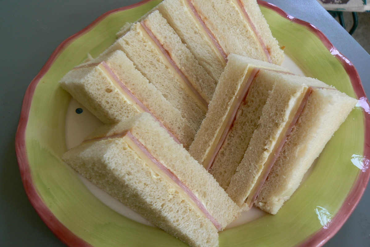Super Sandwiches For Kid S Parties Recipe Food Com